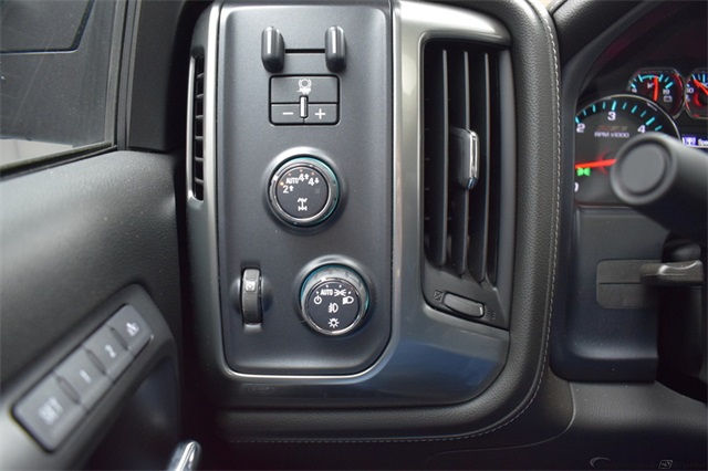 2018 Silverado 1500 Crew Cab 4x4, Pickup #15527 - photo 28