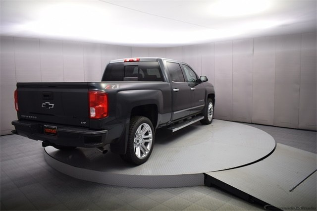 2018 Silverado 1500 Crew Cab 4x4, Pickup #15527 - photo 4