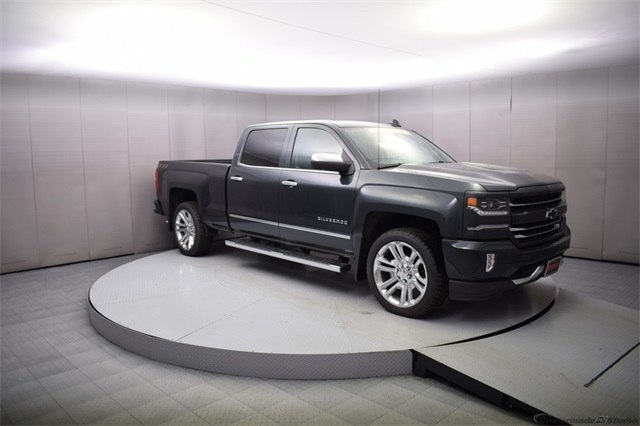 2018 Silverado 1500 Crew Cab 4x4, Pickup #15527 - photo 7