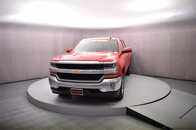 2018 Silverado 1500 Crew Cab 4x4, Pickup #15539 - photo 1