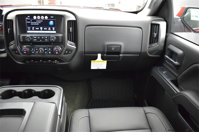 2018 Silverado 1500 Crew Cab 4x4, Pickup #15539 - photo 17