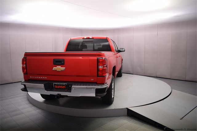 2018 Silverado 1500 Crew Cab 4x4, Pickup #15539 - photo 6