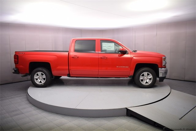 2018 Silverado 1500 Crew Cab 4x4, Pickup #15539 - photo 8