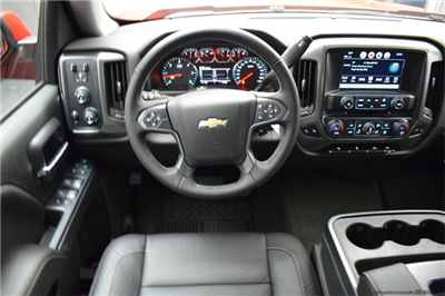 2018 Silverado 1500 Crew Cab 4x4, Pickup #15539 - photo 16