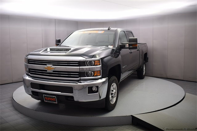 2018 Silverado 2500 Crew Cab 4x4, Pickup #15591 - photo 10