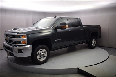 2018 Silverado 2500 Crew Cab 4x4, Pickup #15591 - photo 1