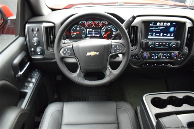 2018 Silverado 1500 Crew Cab 4x4, Pickup #15628 - photo 16