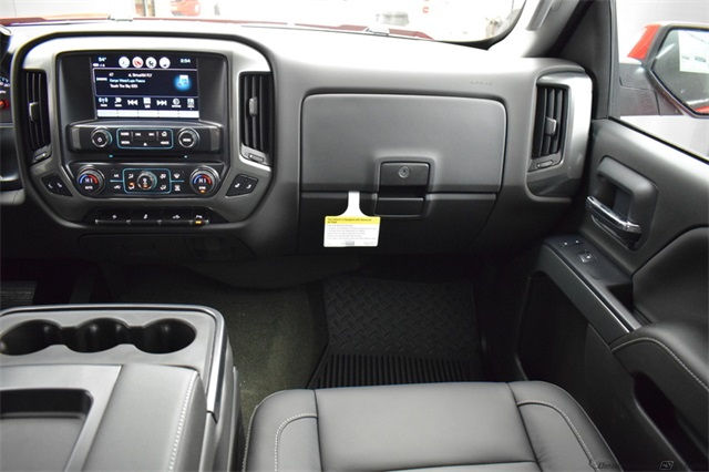2018 Silverado 1500 Crew Cab 4x4, Pickup #15628 - photo 17