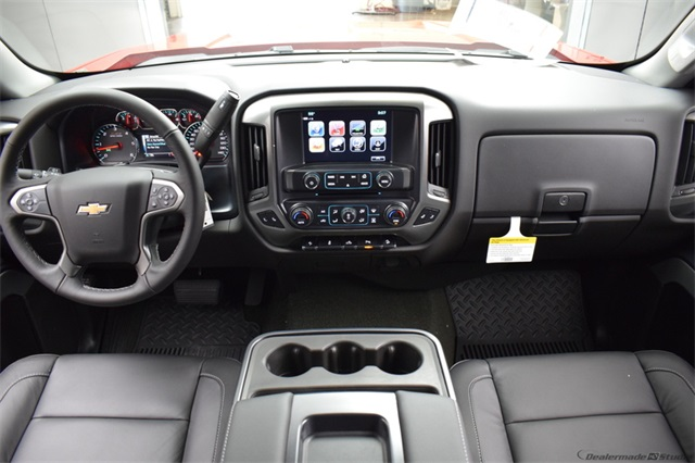 2018 Silverado 1500 Crew Cab 4x4,  Pickup #15628 - photo 21