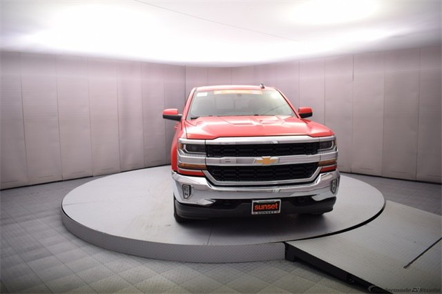 2018 Silverado 1500 Crew Cab 4x4, Pickup #15628 - photo 8