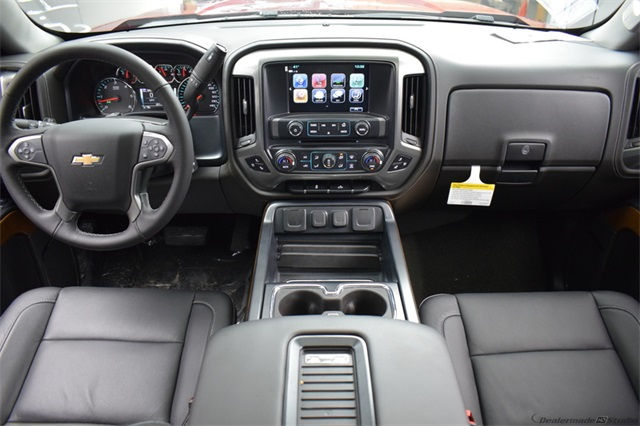 2018 Silverado 1500 Crew Cab 4x4, Pickup #15690 - photo 23