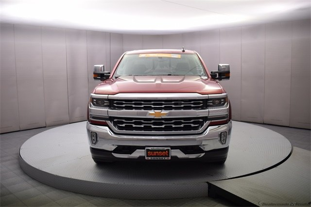 2018 Silverado 1500 Crew Cab 4x4, Pickup #15690 - photo 9