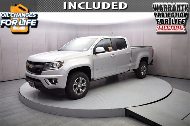 2018 Colorado Crew Cab 4x4, Pickup #15797 - photo 1