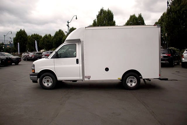 2018 Express 3500 4x2,  Heiser Cutaway Van #15880 - photo 3