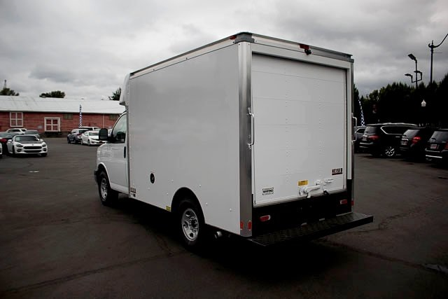 2018 Express 3500 4x2,  Heiser Cutaway Van #15880 - photo 2