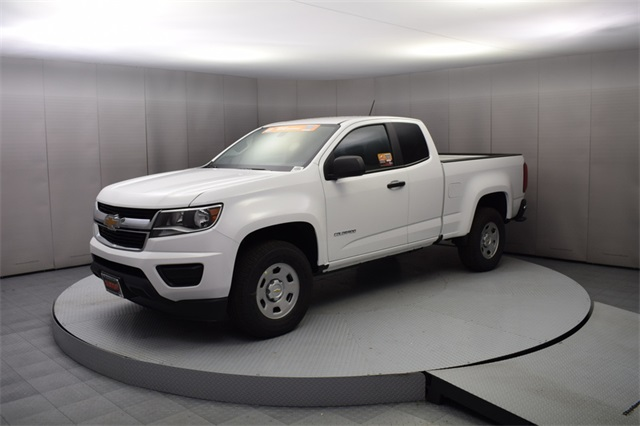 2018 Colorado Extended Cab 4x2,  Pickup #15927 - photo 3