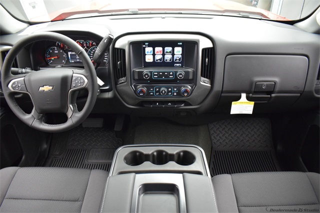 2018 Silverado 1500 Double Cab 4x4, Pickup #15950 - photo 20