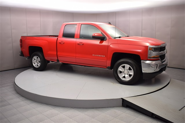 2018 Silverado 1500 Double Cab 4x4,  Pickup #15950 - photo 7