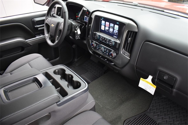 2018 Silverado 1500 Double Cab 4x4,  Pickup #15950 - photo 18