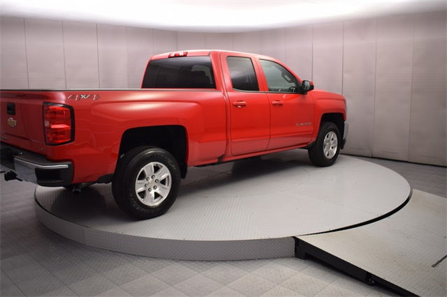 2018 Silverado 1500 Double Cab 4x4, Pickup #15950 - photo 5