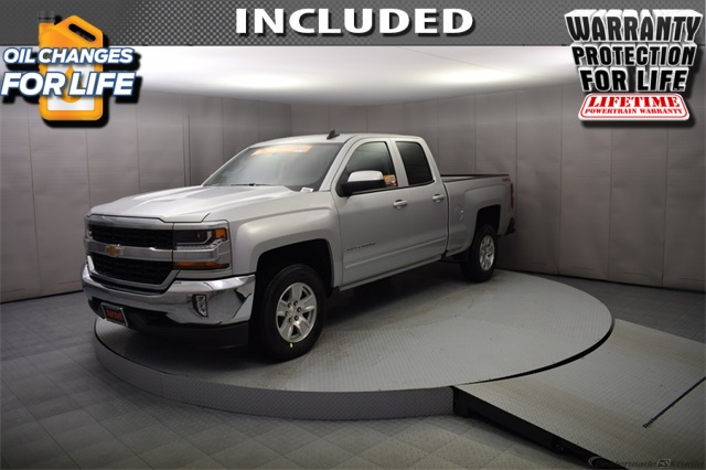 2018 Silverado 1500 Double Cab 4x4,  Pickup #15963 - photo 1