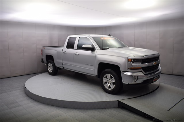 2018 Silverado 1500 Double Cab 4x4,  Pickup #15963 - photo 8