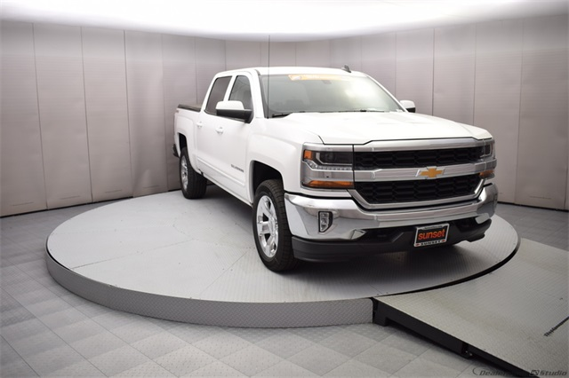 2018 Silverado 1500 Crew Cab 4x4,  Pickup #15968 - photo 8