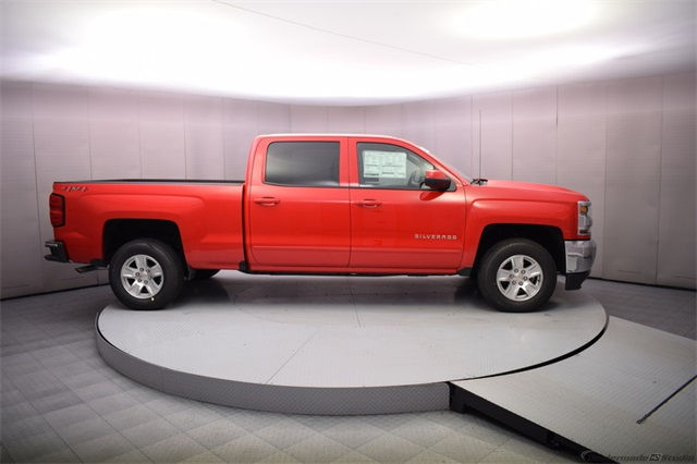 2018 Silverado 1500 Crew Cab 4x4, Pickup #15971 - photo 8