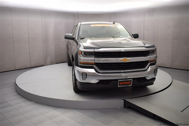 2018 Silverado 1500 Crew Cab 4x4,  Pickup #15985 - photo 8