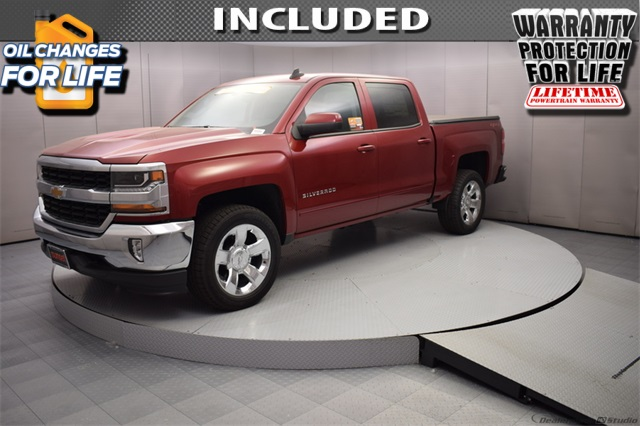 2018 Silverado 1500 Crew Cab 4x4,  Pickup #15995 - photo 1