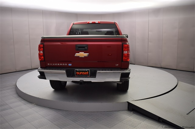 2018 Silverado 1500 Crew Cab 4x4,  Pickup #15995 - photo 4