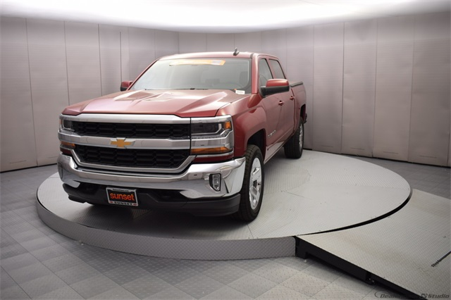 2018 Silverado 1500 Crew Cab 4x4,  Pickup #15995 - photo 9