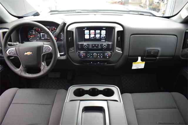 2018 Silverado 1500 Crew Cab 4x4, Pickup #16001 - photo 20