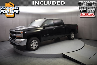 2018 Silverado 1500 Crew Cab 4x4,  Pickup #16013 - photo 1
