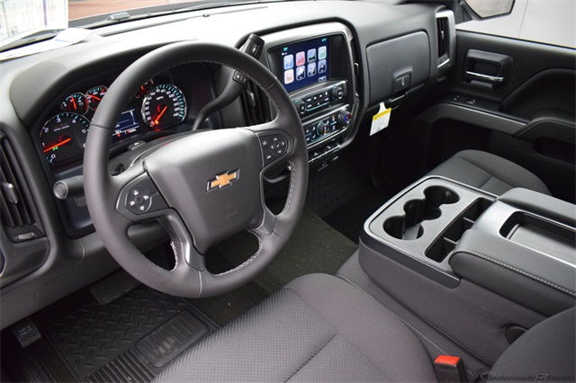 2018 Silverado 1500 Crew Cab 4x4, Pickup #16020 - photo 14
