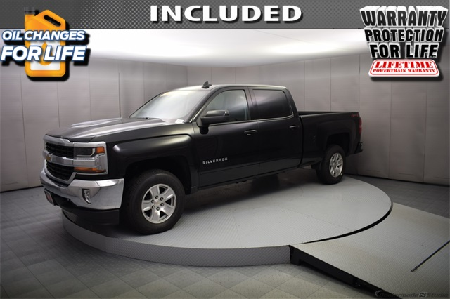 2018 Silverado 1500 Crew Cab 4x4,  Pickup #16022 - photo 1