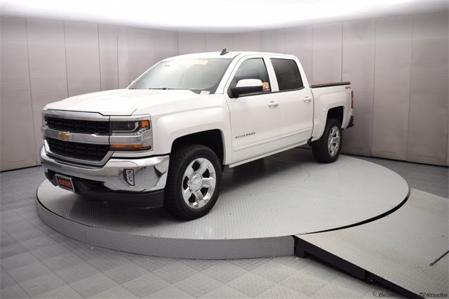2018 Silverado 1500 Crew Cab 4x4,  Pickup #16060 - photo 1
