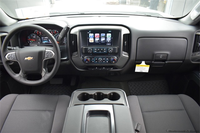 2018 Silverado 1500 Crew Cab 4x4,  Pickup #16060 - photo 20