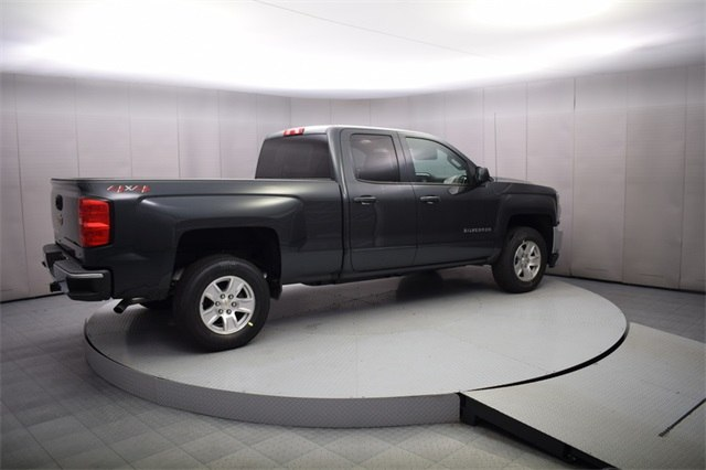 2018 Silverado 1500 Double Cab 4x4, Pickup #16076 - photo 6