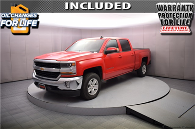 2018 Silverado 1500 Crew Cab 4x4,  Pickup #16080 - photo 1