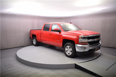 2018 Silverado 1500 Crew Cab 4x4,  Pickup #16080 - photo 3