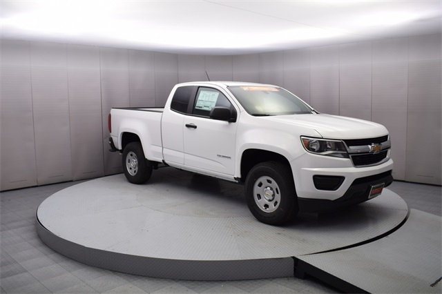 2018 Colorado Extended Cab, Pickup #16159 - photo 1