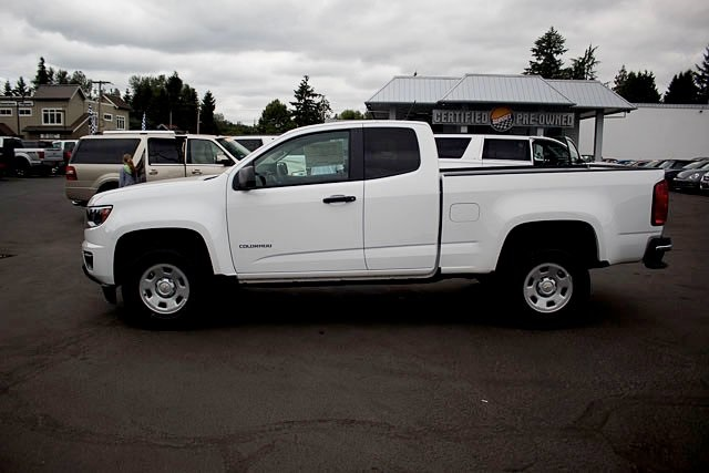 2018 Colorado Extended Cab 4x2,  Pickup #16186 - photo 3