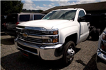 2018 Silverado 3500 Regular Cab DRW,  Cab Chassis #16243 - photo 1