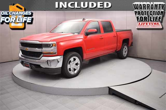 2018 Silverado 1500 Crew Cab 4x4,  Pickup #16415 - photo 1