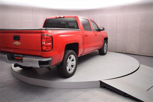 2018 Silverado 1500 Crew Cab 4x4,  Pickup #16415 - photo 4