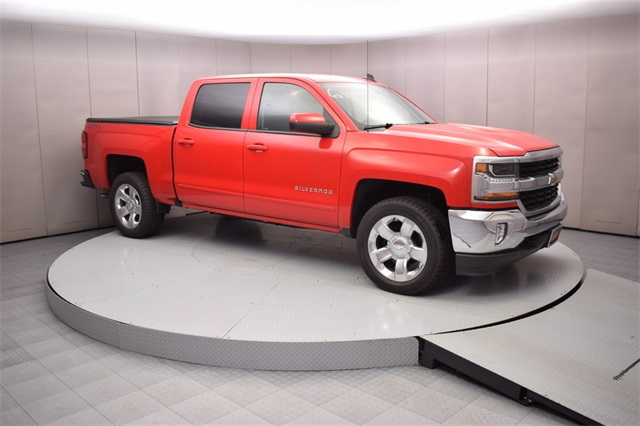 2018 Silverado 1500 Crew Cab 4x4,  Pickup #16415 - photo 7