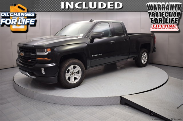 2018 Silverado 1500 Double Cab 4x4,  Pickup #16477 - photo 1