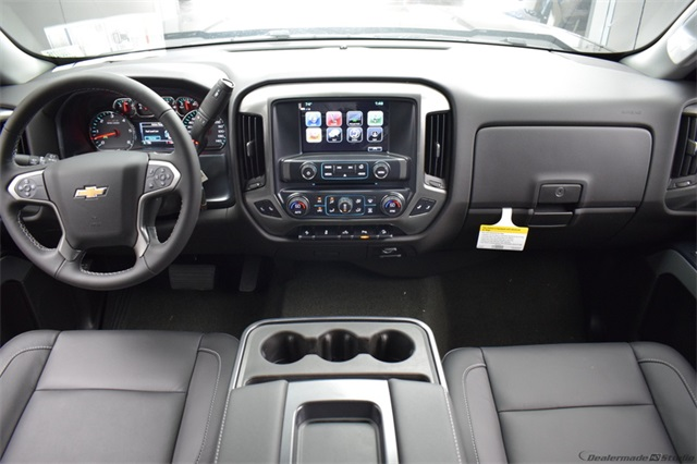 2018 Silverado 1500 Double Cab 4x4,  Pickup #16477 - photo 19