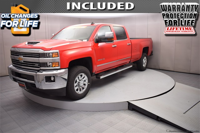 2019 Silverado 3500 Crew Cab 4x4,  Pickup #16622 - photo 1